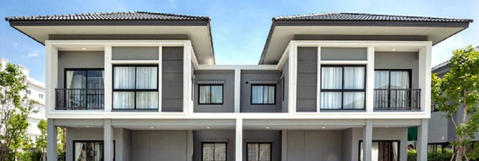 แปลนบ้านแฝด